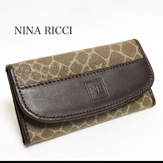 8c1ca246b20f ニナリッチ(NINA RICCI)の未使用 Nina Ricciキーケース(キーケース)