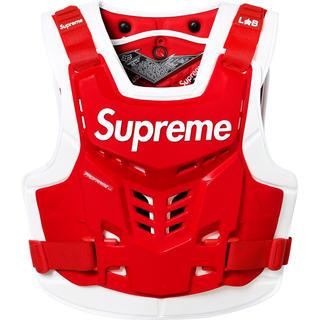 シュプリーム(Supreme)の新品 国内正規品 L/XL supreme fox racing vest(装備/装具)