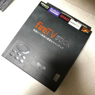 Fire TV Stick(テレビ)