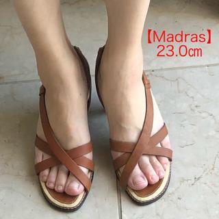 マドラス(madras)のマドラス  パンプス  23.0cm  (ハイヒール/パンプス)