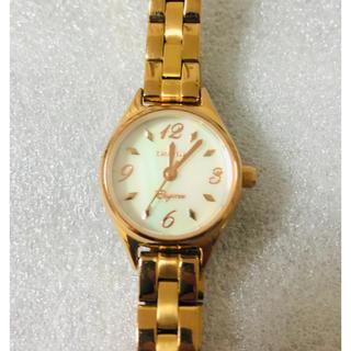 グランドール(GRANDEUR)のGRANDEURグランドール レディス腕時計 購入価格約15000円(腕時計)