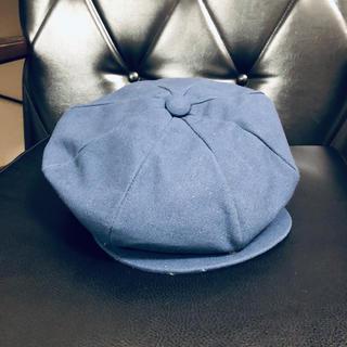 ニューヨークハット(NEW YORK HAT)の新品タグ付 NEW YORK HAT キャスケット(キャスケット)