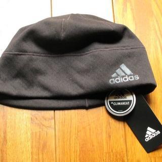 アディダス(adidas)のアディダスメンズ&レディースクライマヒートトレイニングビーニー 防寒(ニット帽/ビーニー)