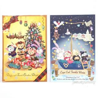 ディズニー(Disney)の完売 ダッフィー ポストカードセット(写真/ポストカード)