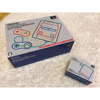 スーパーファミコン(スーパーファミコン)のニンテンドークラシックミニ セット(家庭用ゲーム本体)