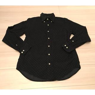 ユニクロ(UNIQLO)の⑤ UNIQLO シャツ 羽織り(シャツ)