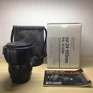 キヤノン(Canon)のcanon 標準ズームレンズ  EF 24-105mm f4 L IS USM (レンズ(ズーム))