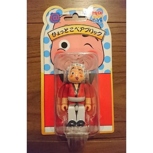 MEDICOM TOY(メディコムトイ)のベアブリック BE@RBRICK ひょっとこ 100% ソラマチ スカイツリー エンタメ/ホビーのおもちゃ/ぬいぐるみ(キャラクターグッズ)の商品写真