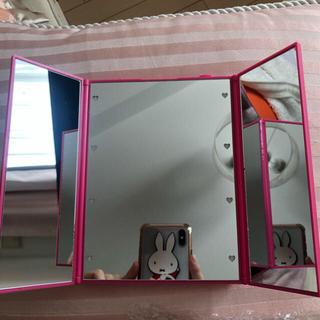 キャンメイク(CANMAKE)のキャンディマジック 鏡 (ミラー)