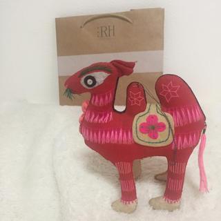 ロンハーマン(Ron Herman)のロンハーマン ♡ かわいい ラクダの人形(置物)