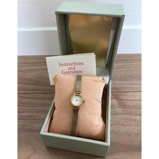 アッシュペーフランス(H.P.FRANCE)のH.P.FRANCE goldie 時計(腕時計)
