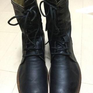 キョウジマルヤマ(Kyoji Maruyama)の【最終値下げ】Kyoji Maruyama ロングブーツ 26cm 25.5cm(ブーツ)
