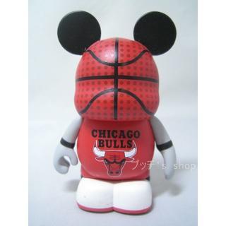 ディズニー(Disney)のバイナルメーション NBA シカゴ・ブルズ ディズニー 希少 バスケットボール(アメコミ)