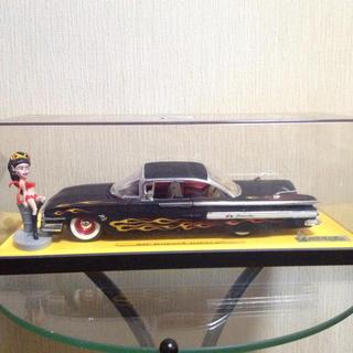 シボレー(Chevrolet)のjada toys 1960 インパラ impala ミニカー(ミニカー)