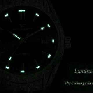 セイコー(SEIKO)の41mm 自動巻 ブラック文字盤 FNGEEN 新品未使用品(腕時計(アナログ))