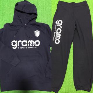《最終処分価格》gramo グラモ スウェット上下セット(ウェア)