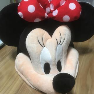 ディズニー(Disney)のミニーちゃん帽子(その他)