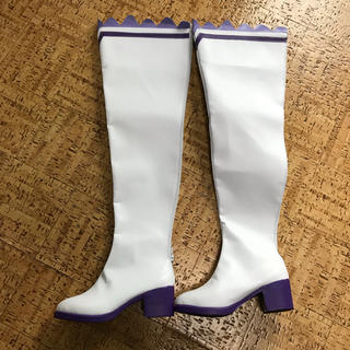 リゼロ☆エミリア☆ブーツ23cm(靴/ブーツ)