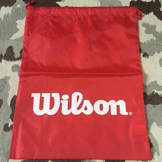 ウィルソン(wilson)のwilson シューズケース 新品(その他)