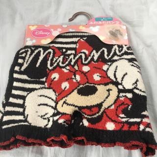 ディズニー(Disney)の毛糸のパンツ(アンダーシャツ/防寒インナー)