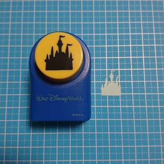 ディズニー(Disney)のディズニー クラフトパンチ シンデレラ城(その他)