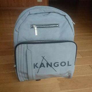 カンゴール(KANGOL)のメンズ&レディース兼用 リュックサック(バッグパック/リュック)