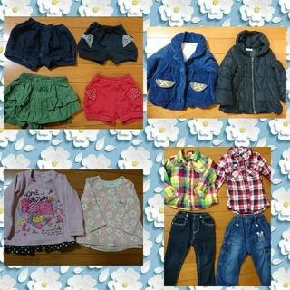 フタフタ(futafuta)の女の子 子供服 まとめ売り 90 100 GAP futafuta(ワンピース)