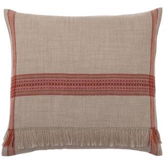 ムジルシリョウヒン(MUJI (無印良品))の無印良品 インドのパトゥ 座布団カバー■55×59cm用 ウール素材 新品(クッションカバー)