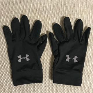 アンダーアーマー(UNDER ARMOUR)のアンダーアーマー 手袋 M(手袋)