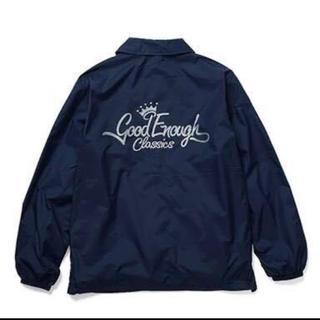 グッドイナフ(GOODENOUGH)のGOODENOUGH グッドイナフ コーチジャケット Coach jacket(ナイロンジャケット)