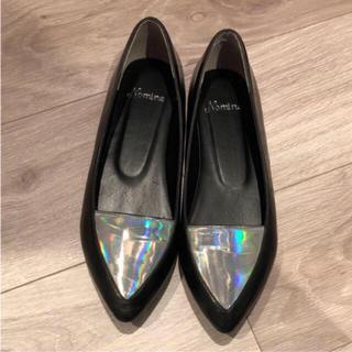 ノミネ(Nomine)のノミネ  ホログラムシューズ(ローファー/革靴)