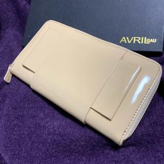 アヴリルガウ(AVRIL GAU)の⭐️美品フランス🇫🇷AVRIL GAU/ エナメル リボン長財布(財布)