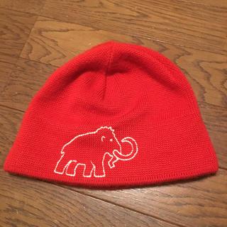 マムート(Mammut)のMammut  キャップ(ニット帽/ビーニー)