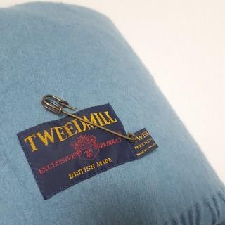 ツイードミル(TWEEDMILL)のTWEEDMILL大判ストール(ストール/パシュミナ)
