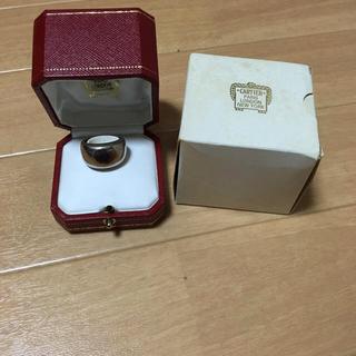 カルティエ(Cartier)のカルティエ ヌーベルバーグ サイズ#57(リング(指輪))