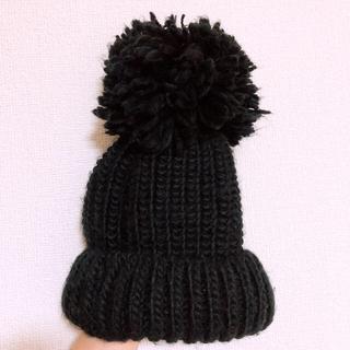 メゾンドリーファー(Maison de Reefur)のぽんぽんニット帽(ニット帽/ビーニー)