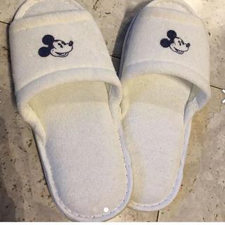 ディズニー(Disney)のアンバサダーホテル  アメニティ  ルームスリッパ(アメニティ)
