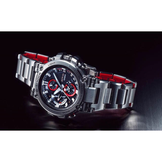ジーショック(G-SHOCK)のMTG-B1000D-1AJF カシオ G-SHOCK 新品未使用 即発送可能!(腕時計(デジタル))