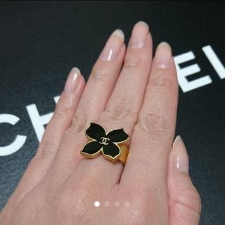 シャネル(CHANEL)のK-様専用 シャネル 刻印あり リング 指輪 正規品 CHANEL (リング(指輪))
