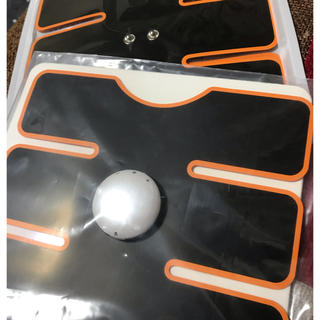 シックスパック(SIXPACK)のシックスパックトレーナー変えパット2枚入り(トレーニング用品)
