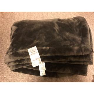 ムジルシリョウヒン(MUJI (無印良品))の厚手毛布(毛布)