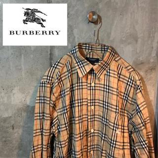 バーバリー(BURBERRY)のBurberry バーバリー ノバチェックシャツ(シャツ)