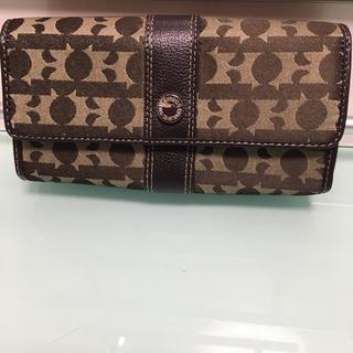 ハマノヒカクコウゲイ(濱野皮革工藝/HAMANO)の新品 ハマノの使い勝手の良い財布(財布)