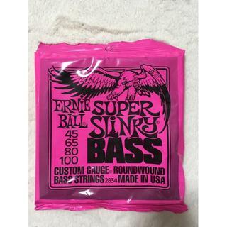 ERNIE BALL Super Slinky Bass (45-100) (弦)