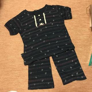 アモスタイル(AMO'S STYLE)のパジャマ上下セット(パジャマ)