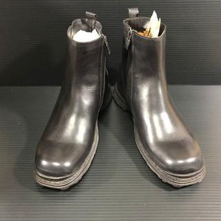 コスチュームナショナル(CoSTUME NATIONAL)のコスチュームナショナル(CoSTUME NATIONAL) レザーブーツ 41(ブーツ)