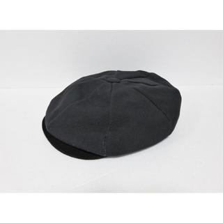 ニューヨークハット(NEW YORK HAT)の新品 NEW YORK HAT キャスケット ブラック アメリカ製 (キャスケット)