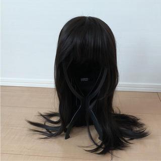 ナバーナウィッグ(NAVANA WIG)の新品 ナバーナ ウィッグ ロング ストレート 黒髪 自然 耐熱 医療用にもOK(ロングストレート)