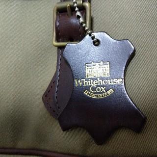 ホワイトハウスコックス(WHITEHOUSE COX)の【商談中】Whitehouse Cox バッグ(ショルダーバッグ)