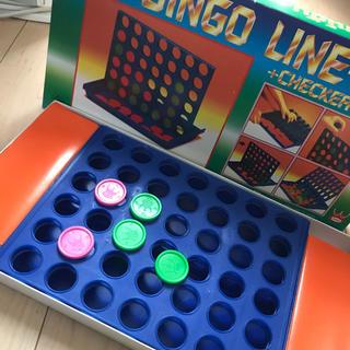 BINGO LINE UP(オセロ/チェス)